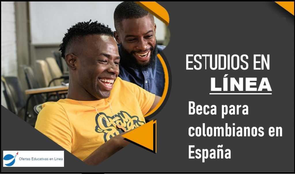 Beca para colombianos en España