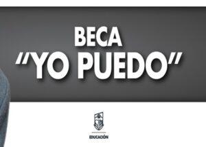 """Becas Educativas """"Yo Puedo"""""""