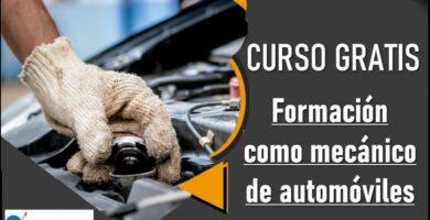 mecánico de automóviles