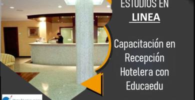 recepcion hotelera