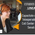teleoperador de call center